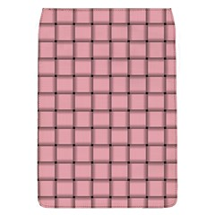 Light Pink Weave Removable Flap Cover (large)