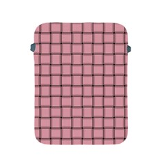 Light Pink Weave Apple iPad 2/3/4 Protective Soft Case