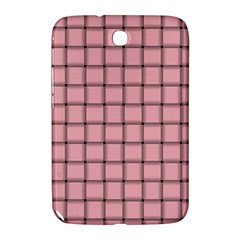 Light Pink Weave Samsung Galaxy Note 8 0 N5100 Hardshell Case
