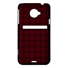 Dark Scarlet Weave HTC Evo 4G LTE Hardshell Case