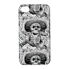 Calavera Oaxaquea By José Guadalupe Posada 1903 Apple iPhone 4/4S Hardshell Case with Stand