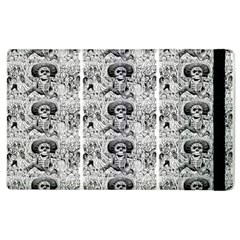 Calavera Oaxaquea By José Guadalupe Posada 1903 Apple iPad 3/4 Flip Case