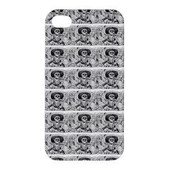 Calavera Oaxaquena by José Guadalupe Posada 1903 Apple iPhone 4/4S Hardshell Case