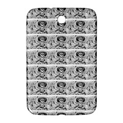 Calavera Oaxaquena by José Guadalupe Posada 1903 Samsung Galaxy Note 8.0 N5100 Hardshell Case