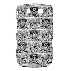 Calavera Oaxaquena by José Guadalupe Posada 1903 BlackBerry Torch 9800 9810 Hardshell Case