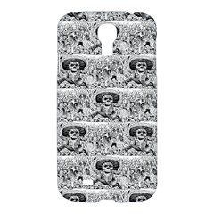 Calavera Oaxaquena by José Guadalupe Posada 1903 Samsung Galaxy S4 I9500 Hardshell Case