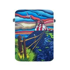 Cape Bonavista Lighthouse Apple Ipad 2/3/4 Protective Soft Case