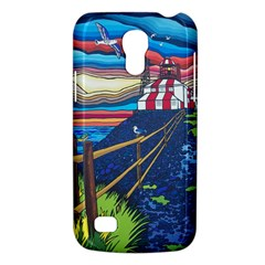 Cape Bonavista Lighthouse Samsung Galaxy S4 Mini Hardshell Case