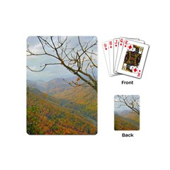 Way Above The Mountains Playing Cards (mini)