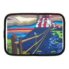 Cape Bonavista Lighthouse Netbook Case (medium)