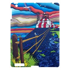 Cape Bonavista Lighthouse Apple Ipad 3/4 Hardshell Case