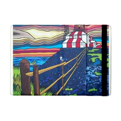 Cape Bonavista Lighthouse Apple iPad Mini Flip Case
