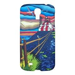 Cape Bonavista Lighthouse Samsung Galaxy S4 I9500 Hardshell Case