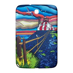 Cape Bonavista Lighthouse Samsung Galaxy Note 8.0 N5100 Hardshell Case