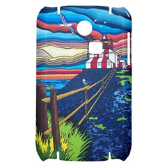 Cape Bonavista Lighthouse Samsung S3350 Hardshell Case