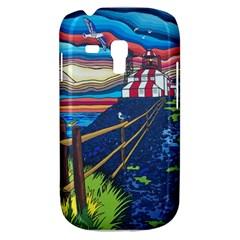 Cape Bonavista Lighthouse Samsung Galaxy S3 MINI I8190 Hardshell Case