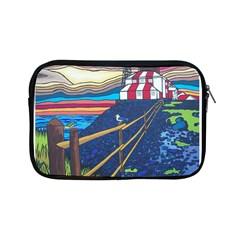 Cape Bonavista Lighthouse Apple iPad Mini Zipper Case