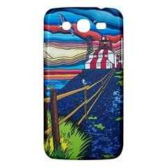 Cape Bonavista Lighthouse Samsung Galaxy Mega 5.8 I9152 Hardshell Case