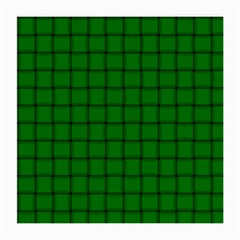 Green Weave Glasses Cloth (medium, Two Sided)
