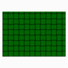 Green Weave Glasses Cloth (Large)