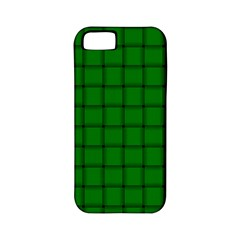 Green Weave Apple iPhone 5 Classic Hardshell Case (PC+Silicone)