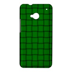 Green Weave HTC One M7 Hardshell Case