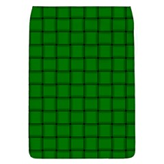 Green Weave Removable Flap Cover (Large)