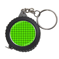 Bright Green Weave Measuring Tape