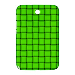 Bright Green Weave Samsung Galaxy Note 8.0 N5100 Hardshell Case