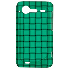 Caribbean Green Weave HTC Incredible S Hardshell Case