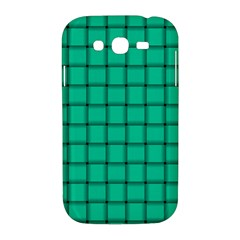 Caribbean Green Weave Samsung Galaxy Grand DUOS I9082 Hardshell Case