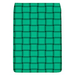 Caribbean Green Weave Removable Flap Cover (Small)