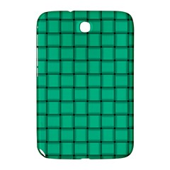 Caribbean Green Weave Samsung Galaxy Note 8 0 N5100 Hardshell Case