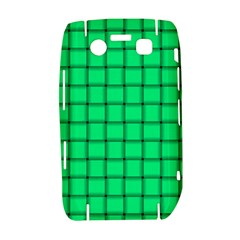 Spring Green Weave BlackBerry Bold 9700 Hardshell Case