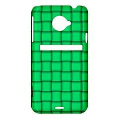 Spring Green Weave HTC Evo 4G LTE Hardshell Case