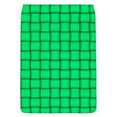 Spring Green Weave Removable Flap Cover (Large)