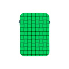 Spring Green Weave Apple Ipad Mini Protective Soft Case