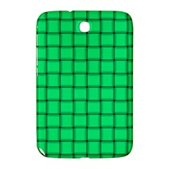 Spring Green Weave Samsung Galaxy Note 8.0 N5100 Hardshell Case