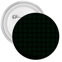 Dark Green Weave 3  Button