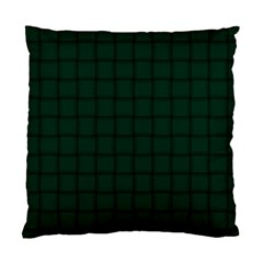 Dark Green Weave Cushion Case (two Sides)