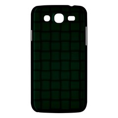 Dark Green Weave Samsung Galaxy Mega 5.8 I9152 Hardshell Case