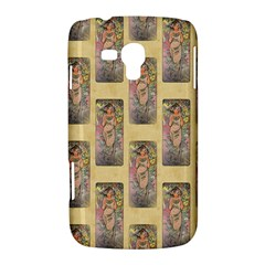 Die Rose By Alfons Mucha 1898 Samsung Galaxy Duos I8262 Hardshell Case