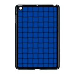 Cobalt Weave Apple iPad Mini Case (Black)