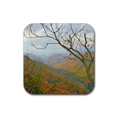 Way Above The Mountains Drink Coasters 4 Pack (square)