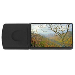 Way Above The Mountains 2GB USB Flash Drive (Rectangle)