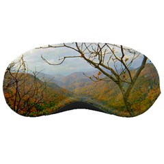 Way Above The Mountains Sleeping Mask