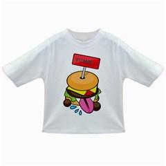 BurgerYUMM Baby T-shirt