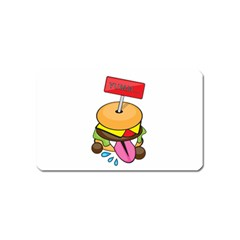 BurgerYUMM Magnet (Name Card)