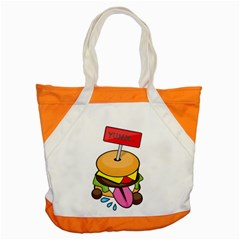 Burgeryumm Accent Tote Bag
