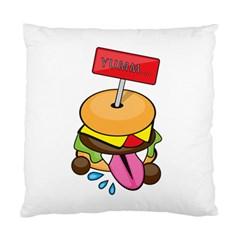 Burgeryumm Cushion Case (two Sides)